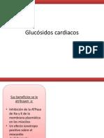 Glucósidos cardiacos