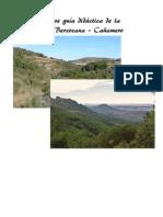 Ruta Berzocana a Cañamero