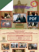 Festivitatea Deschiderii Anului Universitar 2012 - 2013 la institutului Teologic Romano Catolic 'Sfanta Tereza'
