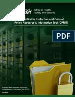 Doe Nsi Protection