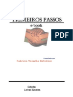 Fabricio Batistoni - Primeiros Passos