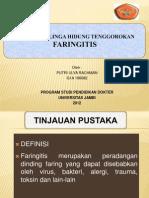Faringitis Css