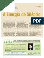 A ENERGIA DO SILÊNCIO - HISTÓRIAS DE SIMPLORIM - POR ASTÊNIO ARAÚJO