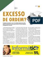 EXCESSO DE ORDEM - HISTÓRIAS DE SIMPLORIM - POR ASTÊNIO ARAÚJO