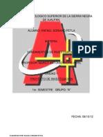 Proyecto de Investigacion (marco teorico y prologo).