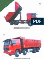 HOWO WD615 2008 Parts Catalogue  ТОМ 2