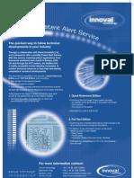 NEW! Aluminium Patent Alert Service
