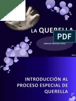 LA QUERELLA en el Nuevo Código Procesal Penal Peruano NCPP - Delito de ejercicio privado de la acción penal - Delitos contra el Honor