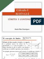 Cap. 2 - Limites y Continuidad