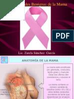 Enfermedades Benignas de Cancer de Mama
