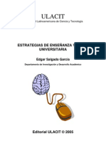 Estrategias de Enseñanza Virtual Universitaria