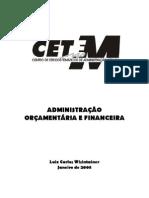 APOSTILA_ADMINISTRACAO_ORCAMENTARIA