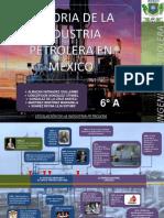 Historia del Petróleo en México