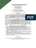 Proyectos de Auto Regulación Conductual