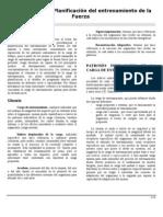 Periodización y Planificación del entrenamiento de la Fuerza (1)