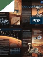 Mars Curiosity Rover Visual Aid
