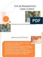 Pasantía de Diagnostico