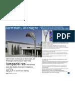 Darmstadt (GE) _LED & éclairage public _article LeM2009