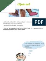 Resumen Cianosis