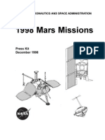 Mars Spacecraft Missions