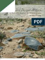 Cuba Arqueológica ene_junio 2010