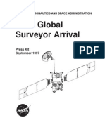 Mars Global Surveyor Facts