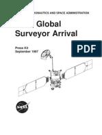 Mars Global Surveyor Facts