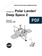 Mars Polar Lander Facts
