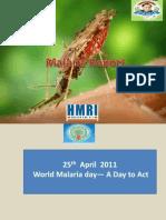 110421 Malaria Report