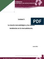 Unidad 3. La Mezcla Mercadologica y Nuevas Tendencias en La Mercadotecnia
