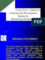 About Us Unico Seedtech Company 2