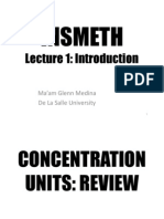 Insmeth Lecture 1.2