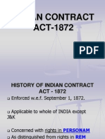 Indian Contract Act