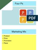 7 Marketing Mix