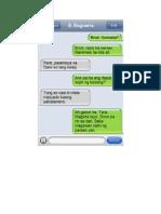 Copy of Conversation