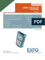 FTB-200 User Guide