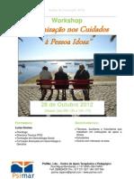 workshop humanização cuidados idosos