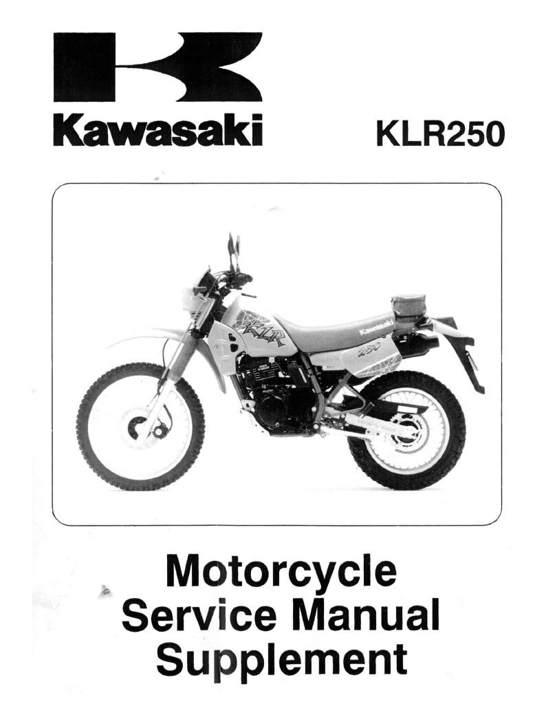 Klr 250 Wiring Diagram - Wiring Diagrams Kawasaki Klr Wiring Diagram on