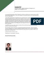 Anand Parthasarathy Cv1.