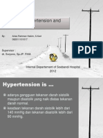 White Coat Hypertension and Reverse