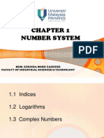 Topic 1_number System