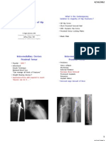 Anatomic Reduction Hip Fractures 4-17