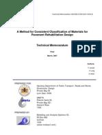 Materials Classification Memo FINAL
