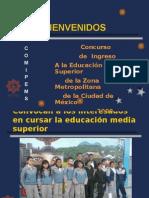 CONCURSO COMIPEMS 2009-2010 comipems