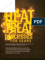 Gear Heat Treatment