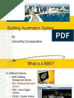 Building Auotmation System_MSc 2009_R1