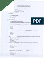 Asme Section Ix Practice Questions