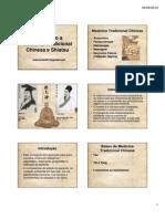 Introducao Medicina Tradicional Chinesa e Shiatsu - Prof Marcelo Doi