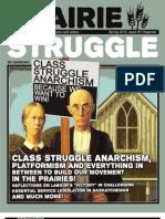 PrairieStruggle Magazine Spring2012