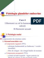 4. Hormonii Cu Rol In Homeostazia Fosfo-Calcică. Hormonii Sexuali